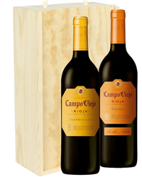 Campo Viejo Mixed Two Bottle Wine G...