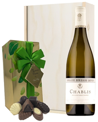 Chablis White Wine and Chocolates G...
