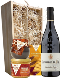 Chateauneuf Du Pape Wine And Gourme...