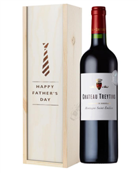 French Bordeaux Red Wine Fathers Da...