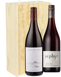 New Zealand Pinot Noir Mixed Two Bo...