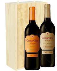 Rioja Reserva Two Bottle Wine Gift ...
